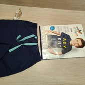 Германия!!! Суперовый лот для мальчика! Коттоновая футболка 98/104 и Бермуды 98!
