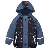 Lupilu куртка-дождевик на флисе 122-128