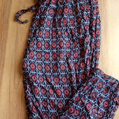 Лёгкие струящиеся летние брюки гаремки Esmara ( вискоза) размер 42