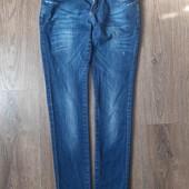 Стильні джинси, на дівчинку 13-15р.читайте заміри!