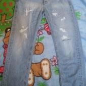 мужские джинси