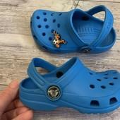 Кроксы Crocs оригинал с6-7 стелька 14 сми