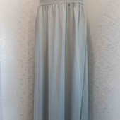 Летняя юбка в пол.