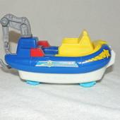 спасательный катер райдера paw patrol оригинал . Морская серия щенячий патруль