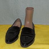 Туфли лоферы Primark 39 размер, 26 см стелька