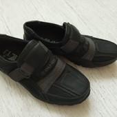 Новые Туфли на мальчика, размер 27