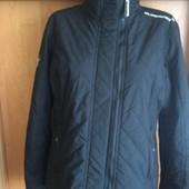 Куртка, ветровка, внутри шерпа, р. XL. Superdry. сост. отличное