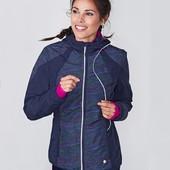 Ветрозащитная спортивная куртка серии DryActive Plus, тсм Чибо Германия, 36 евро= 42/44наш