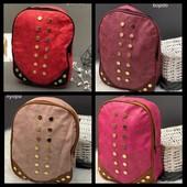 Новый рюкзак для девочек и молодых женщин. В лоте цвет пудра.