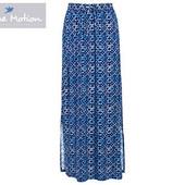 Очень удобная красивая макси-юбка blue motion из вискозы, размер евро М 40-42 (наш 46-48)