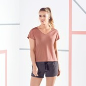 Классная спортивная футболка Crivit Германия размер евро S (36/38)