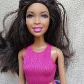 Темнокожая кукла Барби оригинал от компании Маттел Mattel