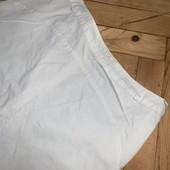 Юбка зад длиннее трапеция котон + рубашка перфорация в подарок! Замеры