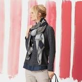 Легкий, красивый пуловер с обманкой-блузой от tcm Tchibo (Германия)