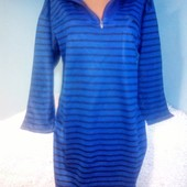 Обалденное платье на прохладную погоду в отличном состоянии!!! 100% акрил