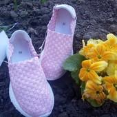 Отличные мокасины в двух цветах. Одни на выбор 30-32.отличный вариант на весну,лето!