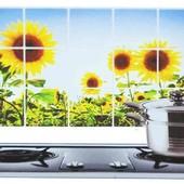 Термонаклейка для кухонного декора, 90х60 или 75х45 см, одна на выбор. наличие в описании