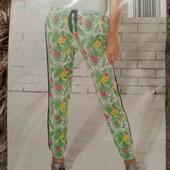 хіт сезону легкі стильні штани на літо для дівчинки розмір 164