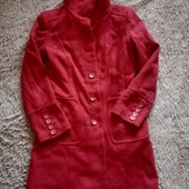 Стильное женское пальто, реальный цвет как на фото 1-2