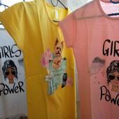 Женские футболки одна на выбор