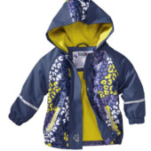 Куртка дощовик на флісі Lupiu 98\104(ДИВ.опис)