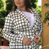 Новый пиджак, размер 54-60