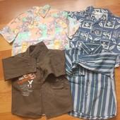 Сорочки для хлопчика.
