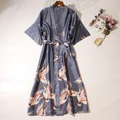 Новый женский халат - кимоно ХЛ