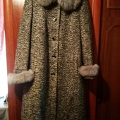 Пальто жіноче,зимове