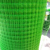 Сетка пластиковая Птичка 1м высота. в лоте (1м пог)