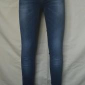 Новые фирменные стрейчевые джинсы скини,Италия,Сток,xs/s