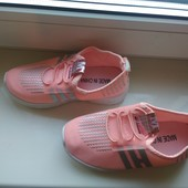 Летние дышащие кроссовки.18см