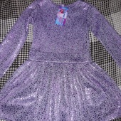 Очаровательное новое платье с биркой