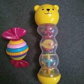 Для малыша 2 классные игрушки