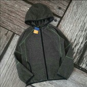 Горнолыжная спортивная флисовая кофточка/ Lupilu