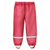 lupilu штани для дівчат, вітрозахисніта водонепроникні (не утеплені) розмір 122/128