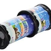 Мега лот!!!! Калейдоскоп + Деревянная игрушка-неваляшка «Мокуру» + Набор пасочек для песка