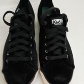 Распродажа,Keds, оригинал,черный бархат,23 см