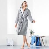 ☘ Шикарный, теплющий махровый халат-пальто, Tchibo(Германия), размеры наши: 54-60 (L евро)