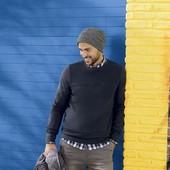 Классный мужской пуловер Livergy Германия размер М (48/50)