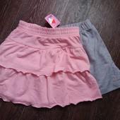 ☘ Две очаровательные юбочки для девочки от Alive (Германия), размер 134/140