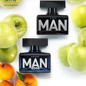 Восточно-древесно-фруктовый аромат Avon Man 75 мл или Man Edge 75мл Блиц=2 аромата