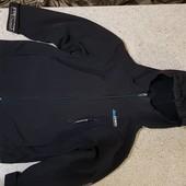 Куртка softshell фирмы Entry, размер 104, на 3-4 года