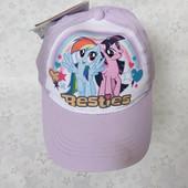 Бейсболка кепка My Little Pony на 3-6лет (нюанс)