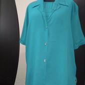 Майка +блузка 56р