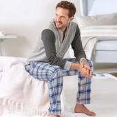 Фланелевые брюки для дома и отдыха от Tchibo (Германия), размерL