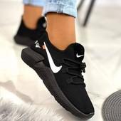 Женские кроссовки в стиле Найк,на среднюю-широкую ножку
