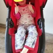 американская прогулочная коляска Baby Jogger City Lite вес 7 кг после одного ребёнка