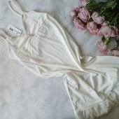 Нічна сорочка Tezenis, колір молочний, розмір L