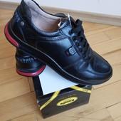 повністю шкіряні кросівки 42р до 27,5см/інші моделі в моїх лотах!